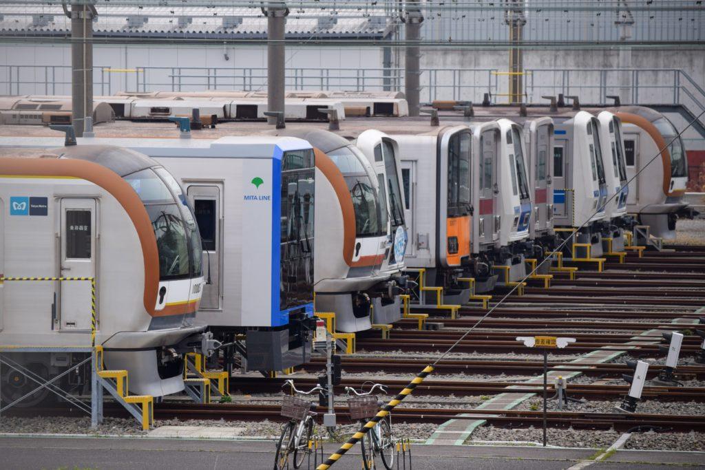 三田 車両 新型 都営 線 都営三田線 8両編成の新型車両「6500形」を導入します
